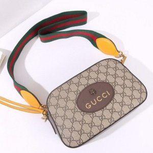 ⭐ Messenger Supreme Neo Vintage Cross Body Bag